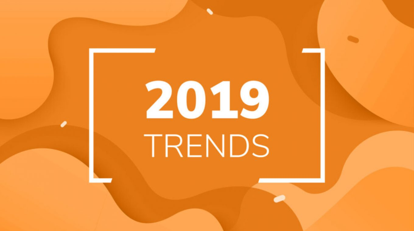 TOP 7 GRAPHIC DESIGN TRENDS FOR 2019